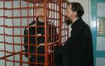 Колонии строгого режима в России – понятие и действующие пенитенциарные учреждения