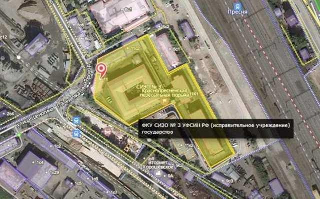 Тюрьма «Красная Пресня» - описание пенитенциарного учреждения, факты