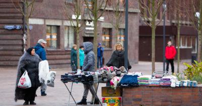 Несанкционированная торговля, куда обращаться, незаконная торговля на улице