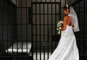 Регистрация брака с заключенным – как проходит, порядок проведения процедуры