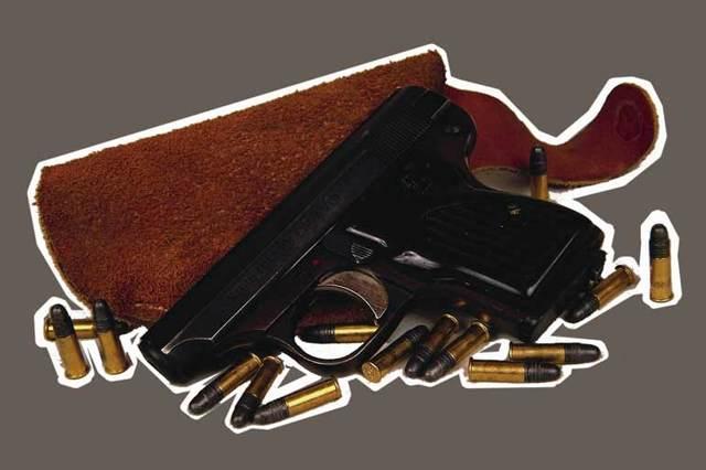 Хранение газового оружия без разрешения, газовый пистолет без разрешения ответственность
