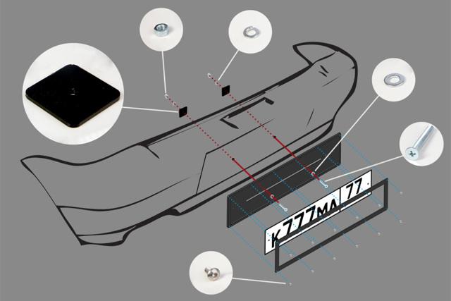 Что делать, если украли номера с машины, распространенные схемы кражи