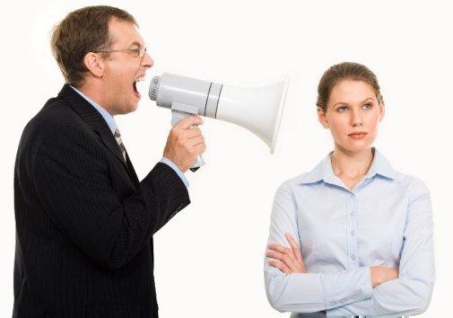 Что делать если начальство гнобит на работе